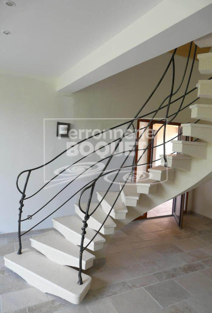 rampes garde corps ferronnerie boquet. Black Bedroom Furniture Sets. Home Design Ideas