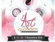 Salon l'Art au Quotidien de Tours 2014