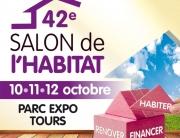 Salon de l'habitat de Tours 2014