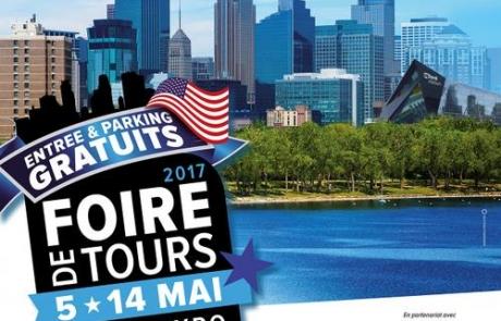 Foire de Tours 2017