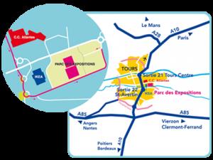 Foire Tours 2018_plan